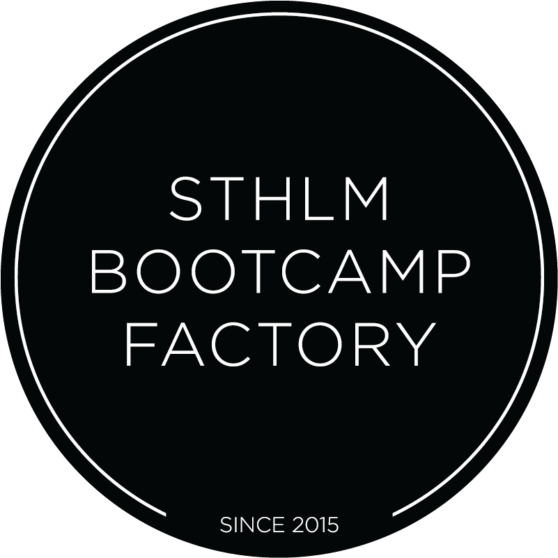 Stockholm Bootcamp Factory